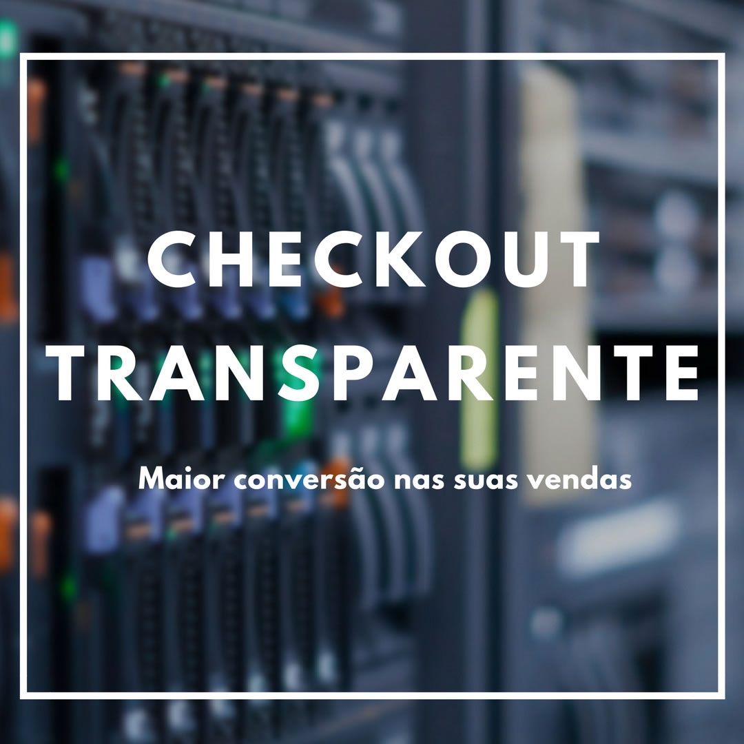 checkout transparente